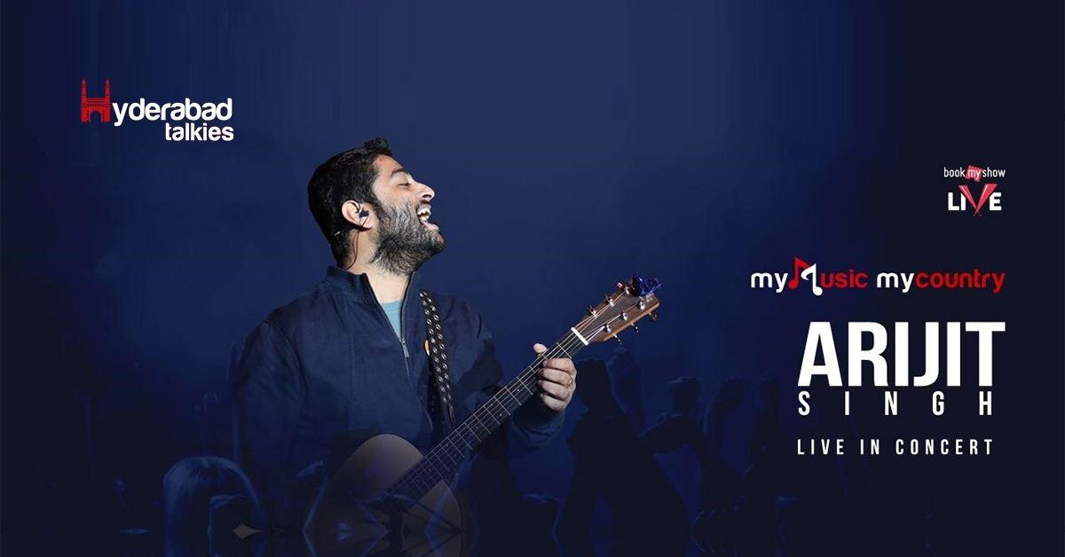 Arijit Singh Live in Concert | Hyderabad