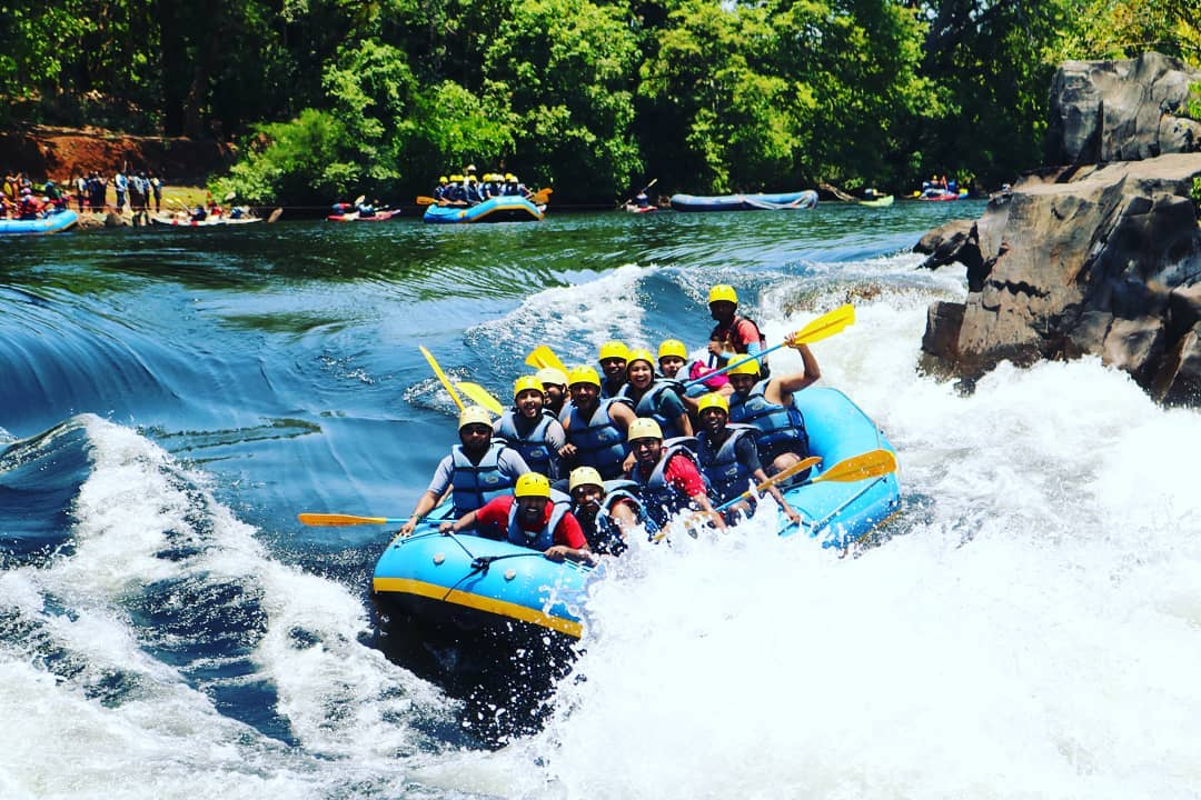 Dandeli Water adventures with Safarnama