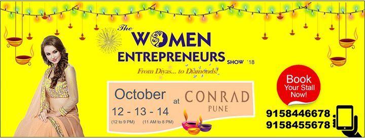 The Women Entrepreneurs Diwali Show 2018