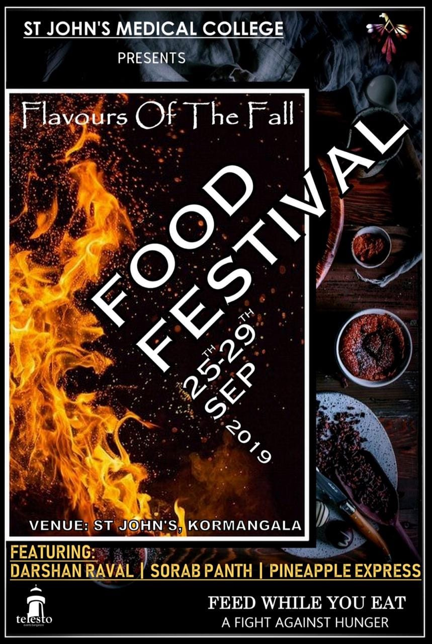 FLAVOURS OF THE FALL X Food Festival