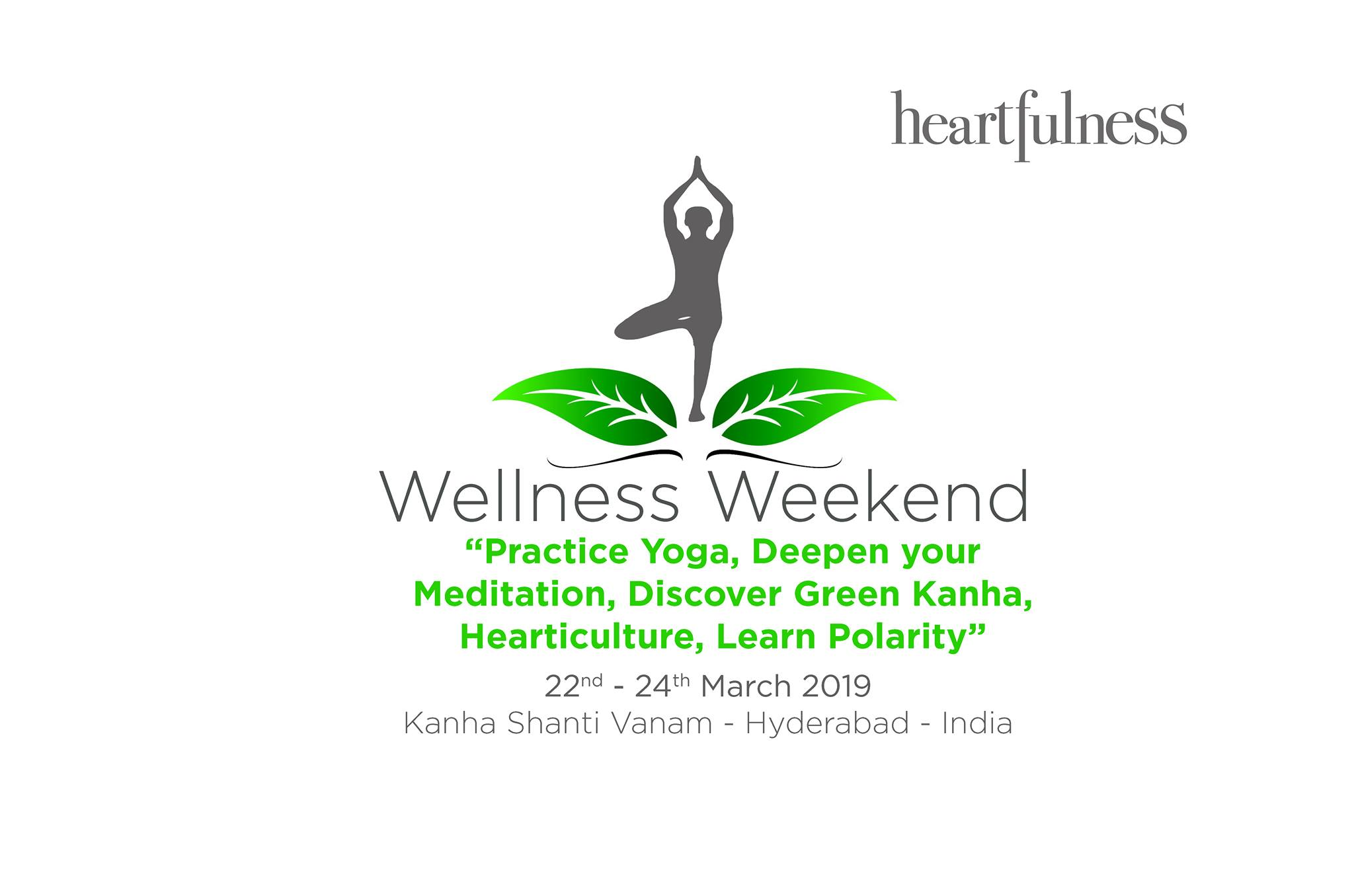 Heartfulness Wellness Weekend