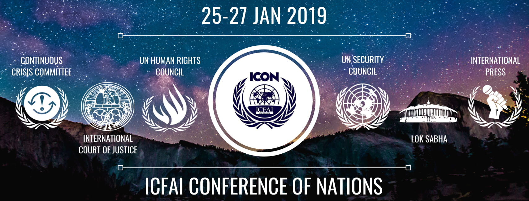 ICFAI Conference Of Nations 2019