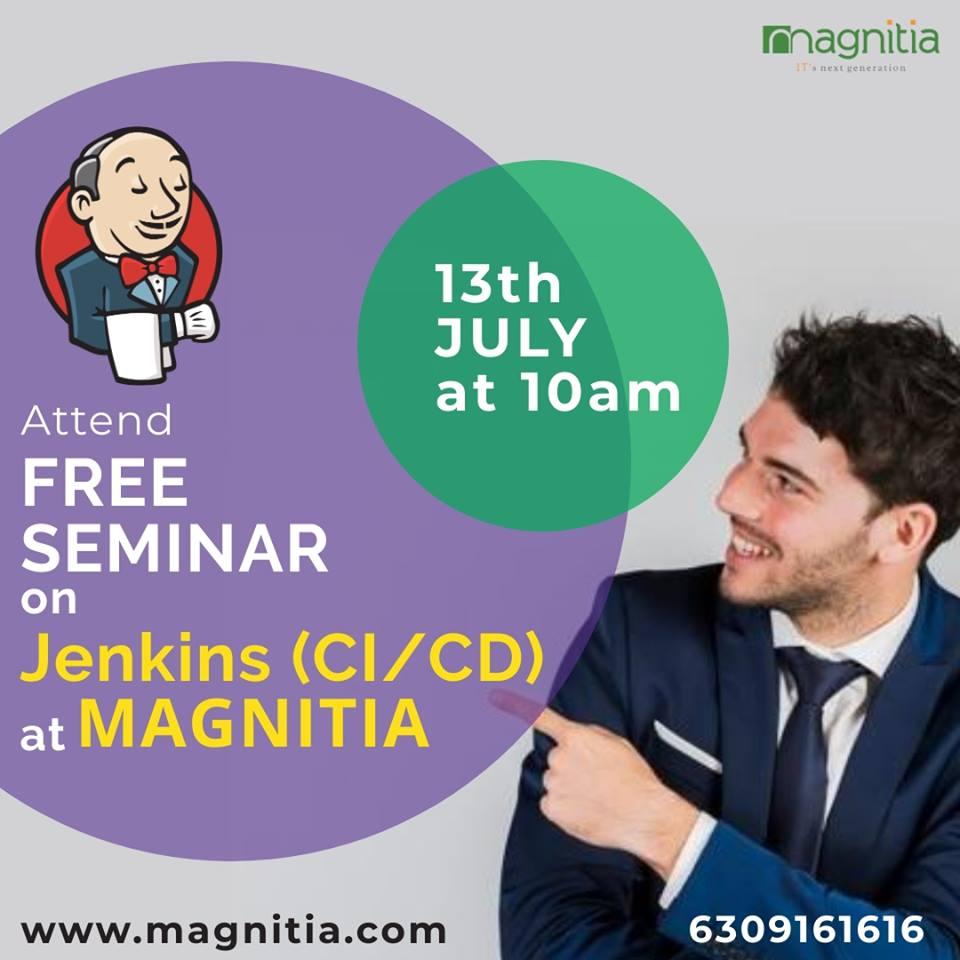 Jenkins Free Seminar