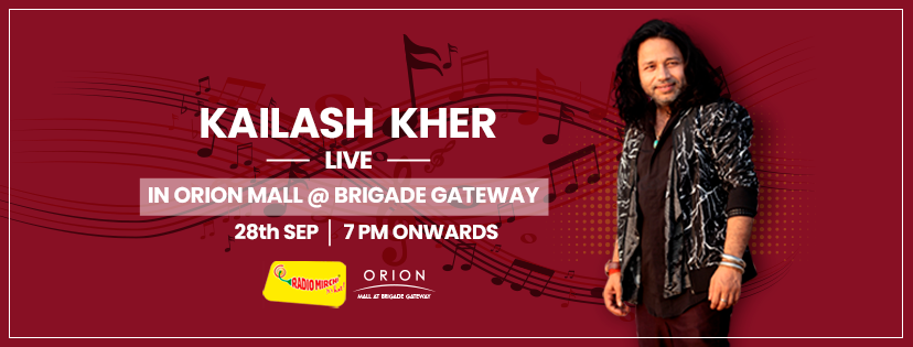 Kailash Kher Live In Concert