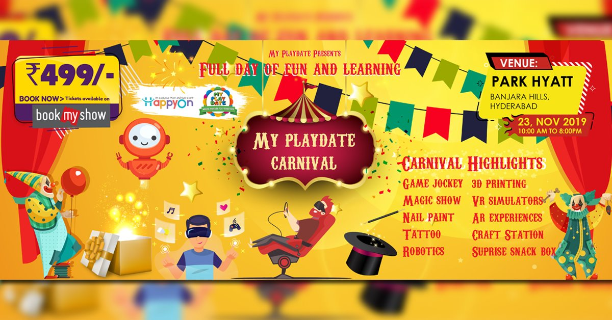 My Playdate Carnival