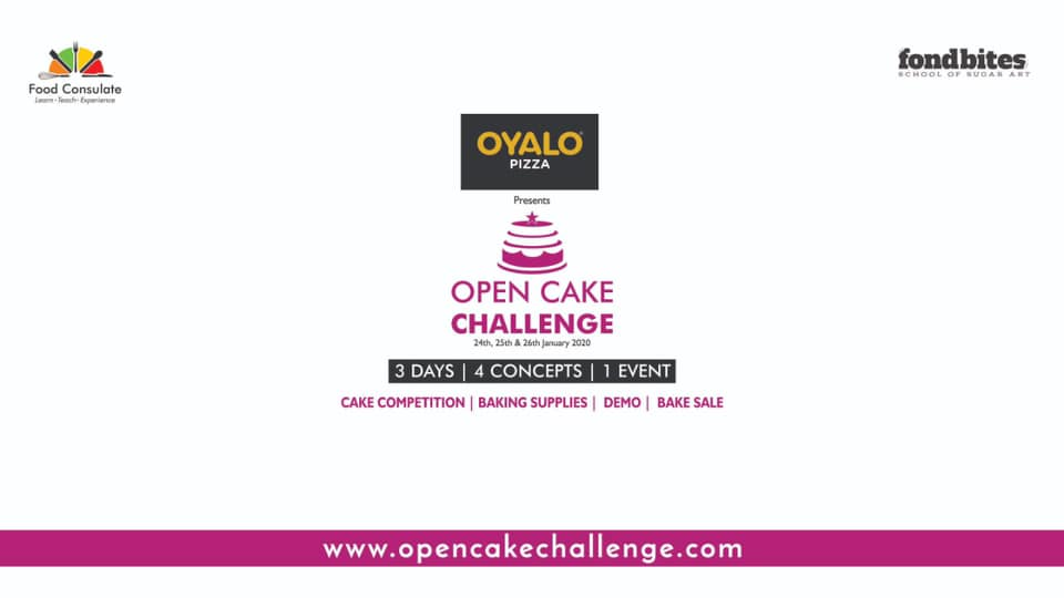 Open Cake Challenge 2020
