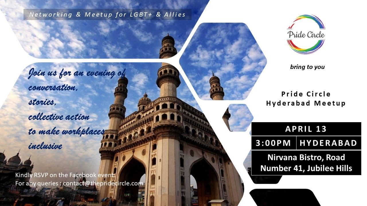 Pride Circle Hyderabad Meetup