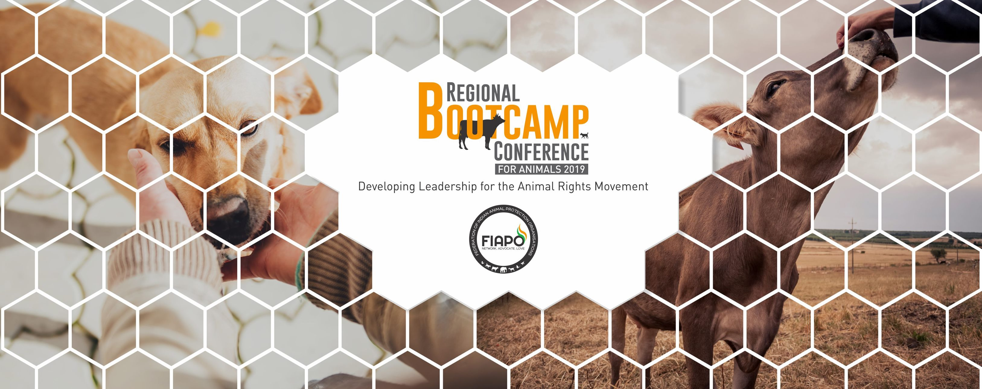 Regional Bootcamp Conference For Animals 2019