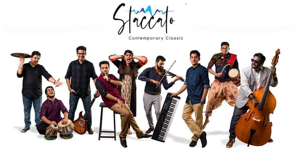 Staccato  Album Launch