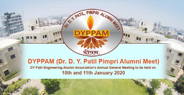 Dr. D. Y. Patil Pimpri Alumni Meet