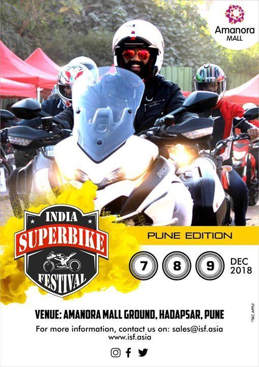 India Superbike Festival - 2018