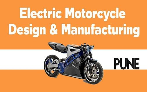 Electric Motorcycle Design & Manufacturing Summer Camp Pune