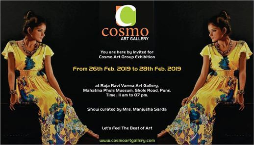 Cosmo Art Group Exhibition 2019