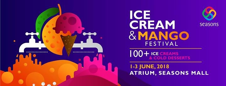 Ice-Cream & Mango Festival