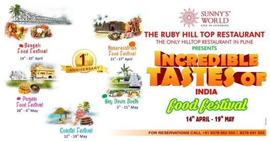 Food Festival At Sunny's World