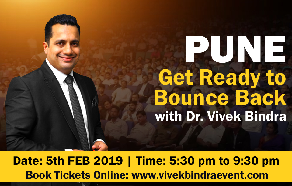 BOUNCE BACK  SERIES, PUNE