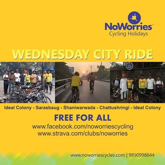 Wednesday City Ride