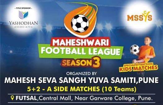 Maheshwari Football League - Season III