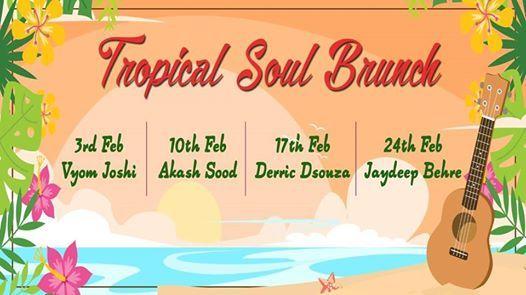 Tropical Soul Brunch