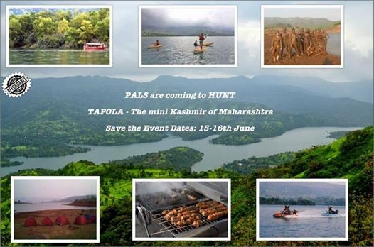 Riverside Camping at Mini Kashmir of Maharashtra - Tapola