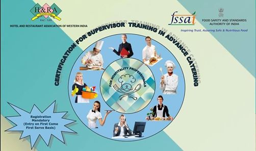 Food Safety Supervisor Training in Advance Catering