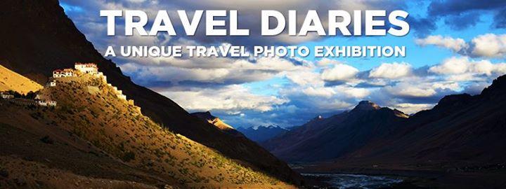 Travel Diaries - a unique photo exhibition